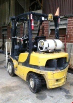 2010 Yale GLP060VX LP Gas