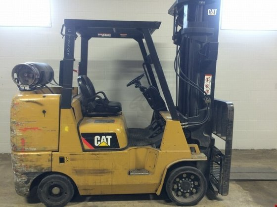 2009 Cat GC45K-LP-SWP LP Gas