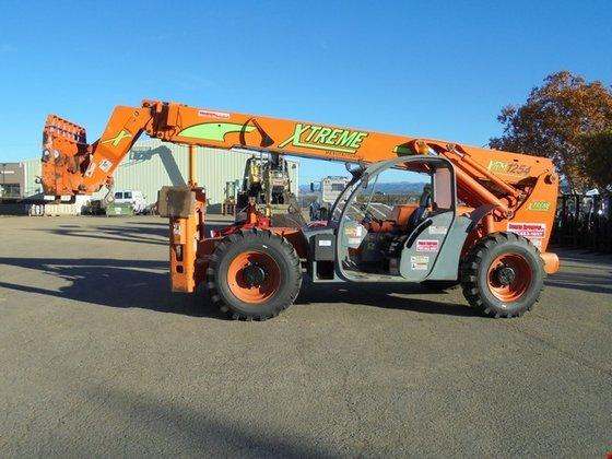 2008 XRM1254 Diesel Telehandlers in