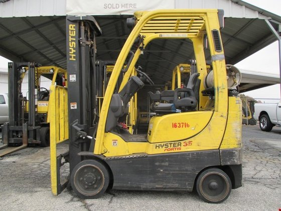 2006 Hyster S35FT LP Gas