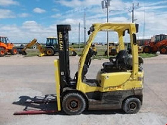 2011 Hyster H30FT LP Gas