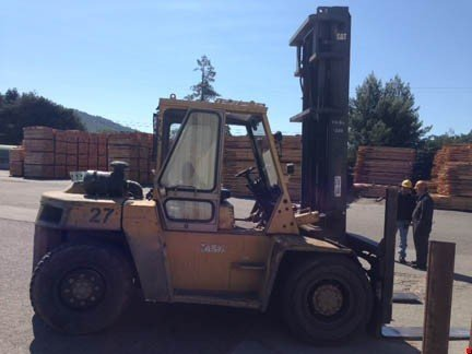 1998 Cat DP80 Diesel Pneumatic