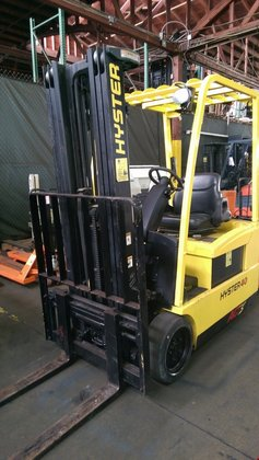 2005 Hyster J402T Electric Electric