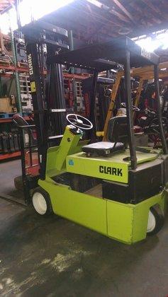 Clark TM17ST9323 Electric Cushion Tire