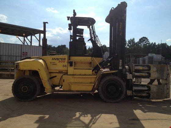 2009 Hyster H300HD LP Gas