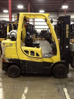 2007 Hyster S80FT LP Gas