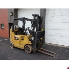 2001 Cat GC40K LP Gas