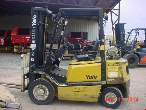 2003 Yale GLP050RGEUAE090 LP Gas