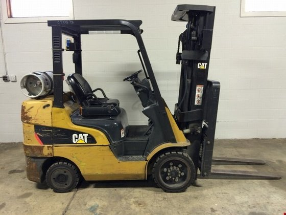 2009 Cat C6000-LP LP Gas