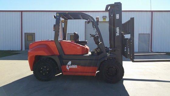 2014 Tailift FD70P Diesel Pneumatic