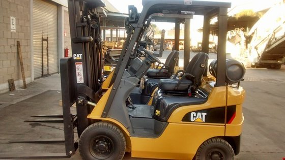 2012 Cat 2P3000 LP Gas