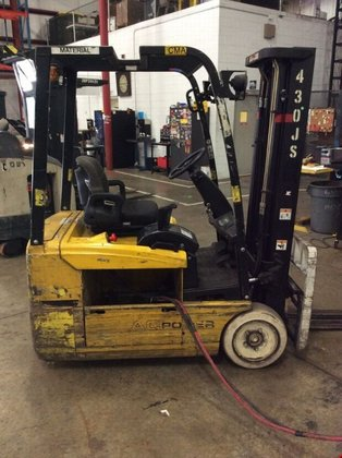 2006 Yale ERP040THN36TF082 Electric Electric