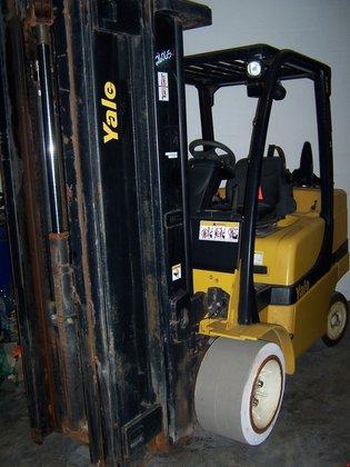 2007 Yale GLC080VNXGQ090 LP Gas