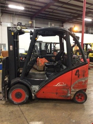 2006 Linde H25CT-600 LP Gas
