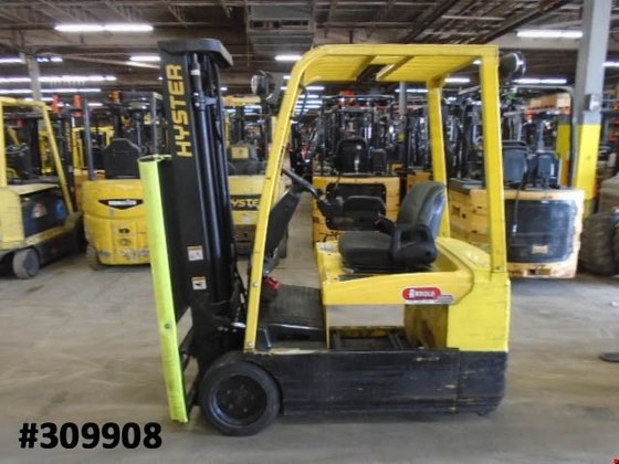 2007 Hyster J35ZT Electric Electric