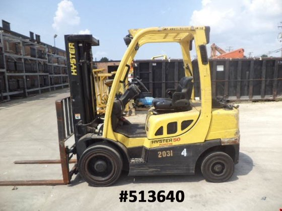 2008 Hyster H50FT LP Gas