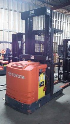 2009 Toyota 7BPUE15 Electric Electric