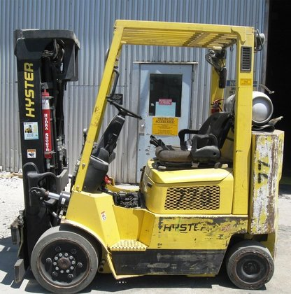2005 Hyster S80XMBCS LP Gas