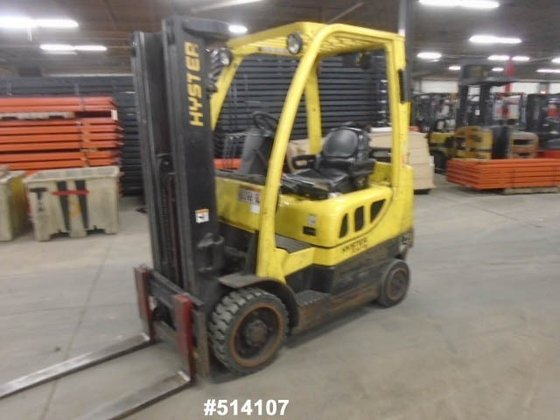 2006 Hyster S50FT LP Gas