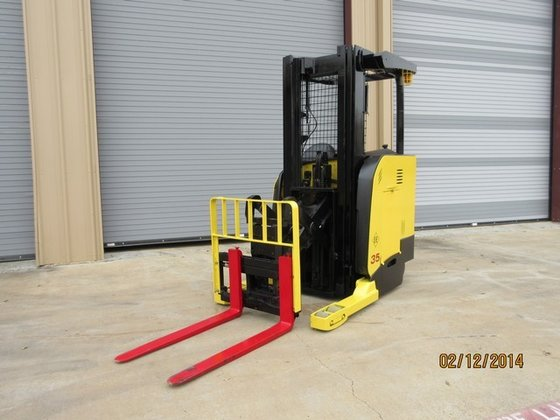 2009 Hyster N35ZR-16.5 Electric Electric