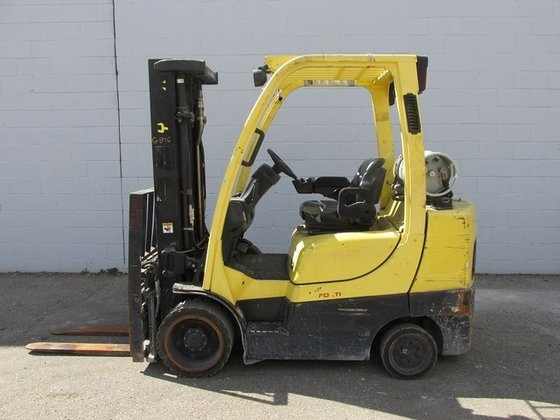 2008 Hyster S70FT LP Gas