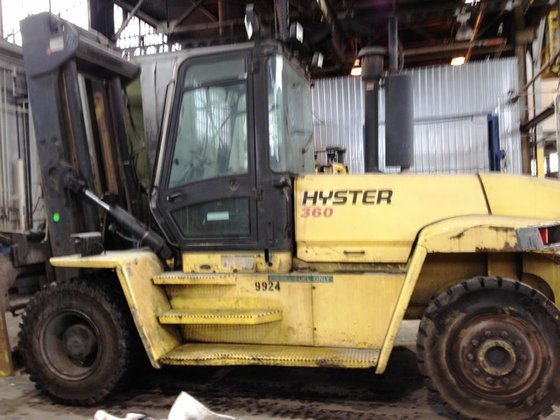 2006 Hyster H360D Diesel Pneumatic