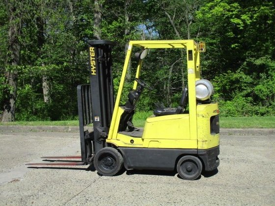 1998 Hyster S30XM LP Gas