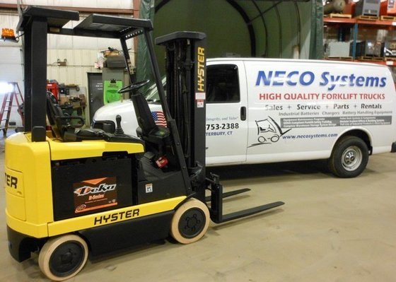 2006 Hyster E35Z Electric Electric