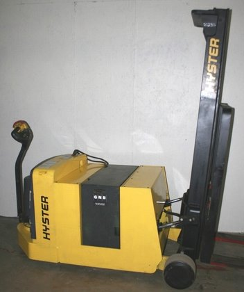 2009 Hyster W30ZC Electric Electric