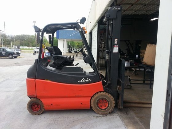 2008 Linde E25 Electric Electric