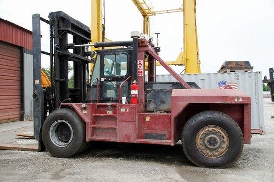 1998 Taylor TE450M Diesel Pneumatic