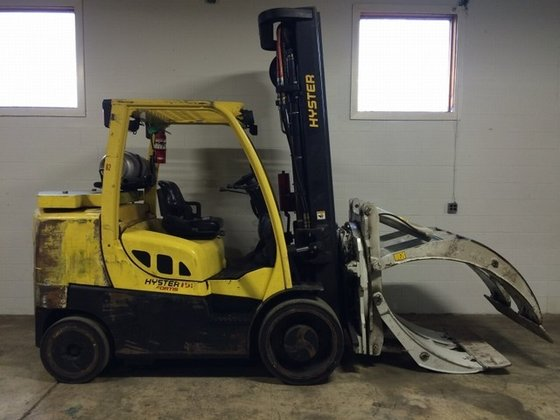 Hyster S155FT LP Gas Cushion