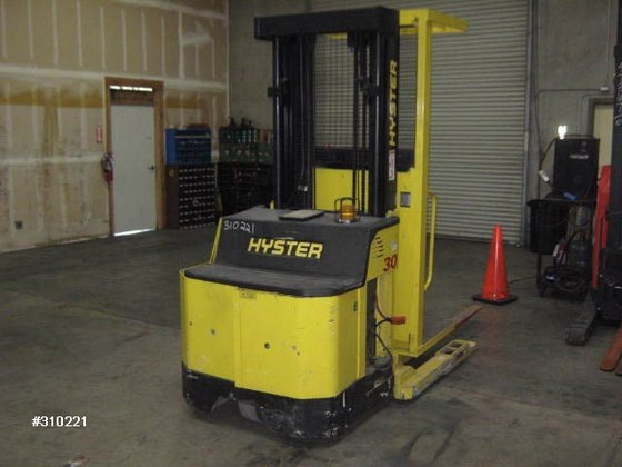 2006 Hyster R30XMS2 Electric Electric