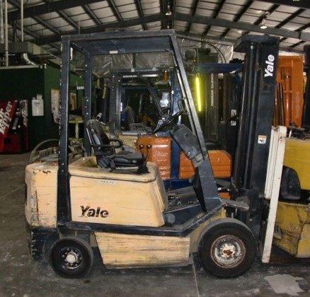 2005 Yale GLP040AFNUAF084 LP Gas