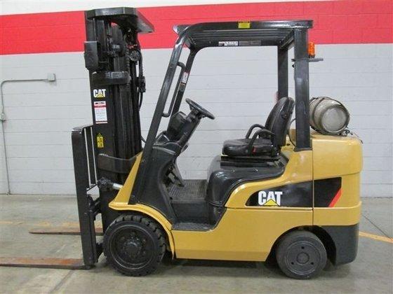 2009 Cat C6000-LP LP Gas