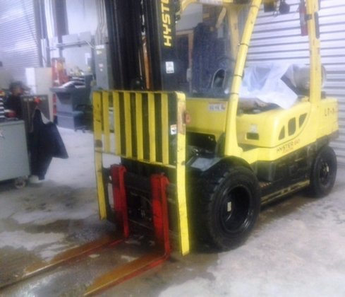 2011 Hyster H60FT LP Gas