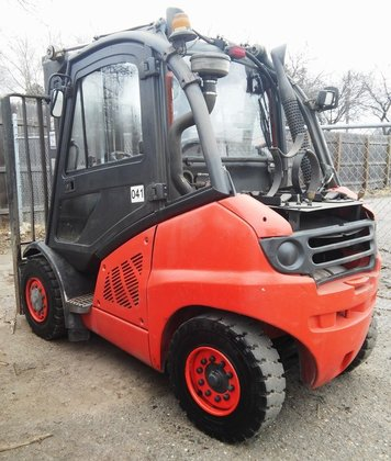 2011 Linde H40T LP Gas