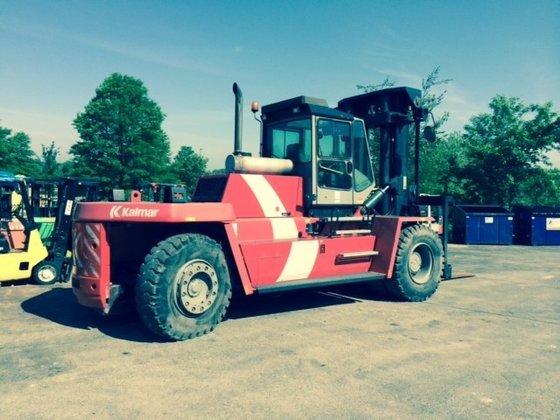 2011 Kalmar DCD250-12 Diesel Pneumatic