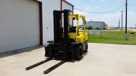 2008 Hyster H80FT Diesel Pneumatic