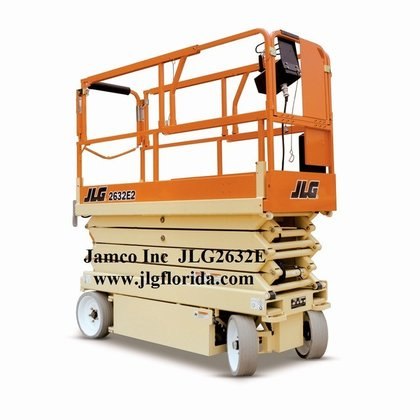 2017 JLG 2632E Electric Scissor
