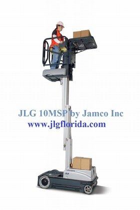 2017 JLG 10MSP Electric Scissor