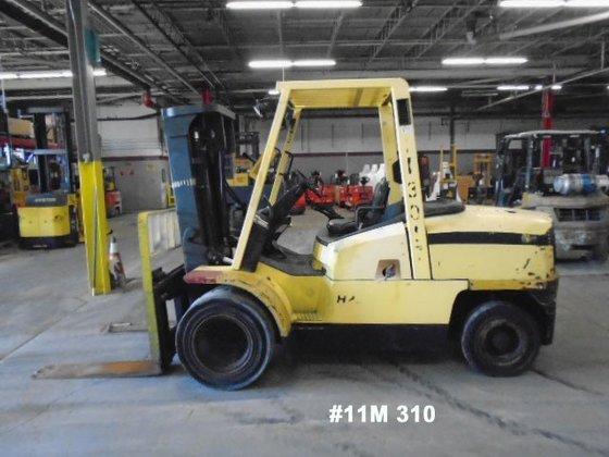 2003 Hyster H110XM Diesel Pneumatic