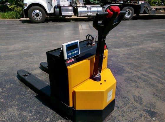 2012 Vestil EPT-2748-45-SCL Electric Electric