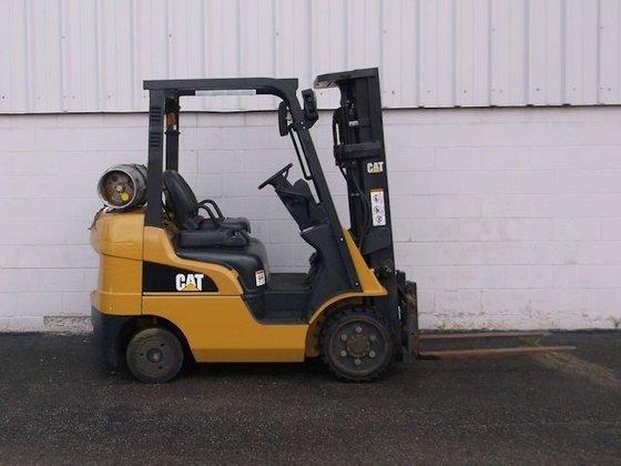 2011 Cat C5000 LP Gas