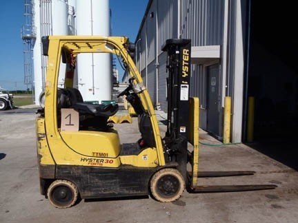 2010 Hyster S30FT LP Gas