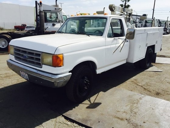 1993 Ford F350 Misc Allied