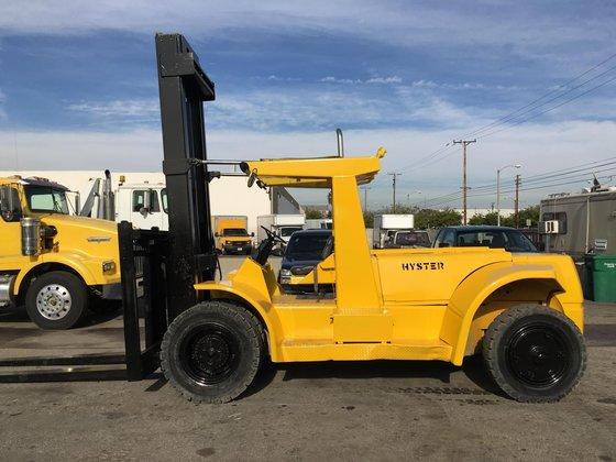 1992 Hyster H330b Diesel Pneumatic