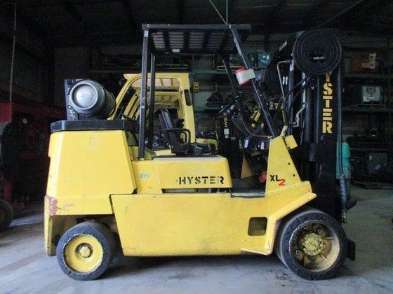 1991 Hyster S100XL LP Gas