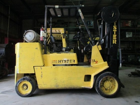 1993 Hyster S120XLS2 LP Gas