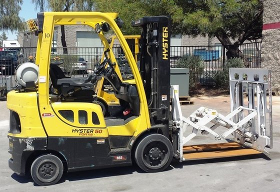 2013 Hyster S50FT LP Gas